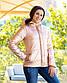 "Женская тёплая куртка холлофайбер 2277 ""ORIGINAL SILVER"", фото 2"