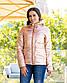 "Женская тёплая куртка холлофайбер 2277 ""ORIGINAL SILVER"", фото 7"