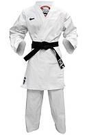 Профессиональное кимоно для карате SMAI Flex FX Kumite GI Strech WKF аккредитация
