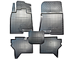 Полиуретановые коврики в салон Mitsubishi Pajero Wagon IV 2007- (AVTO-GUMM)
