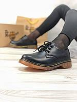 Ботинки женские Dr. Martens.Туфли  Dr. Martens  ТОП КАЧЕСТВО!!! Реплика класса люкс (ААА+), фото 1