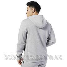 Мужская толстовка Reebok Classics Fleece (Артикул:EC4542), фото 2