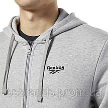Мужская толстовка Reebok Classics Fleece (Артикул:EC4542), фото 3