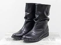 Ботинки женские Gino Figini М-21из натуральной кожи 37 Черный, фото 2