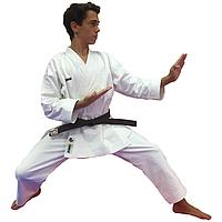 Кимоно для ката SMAI Platinum аккредитовано WKF (SX-KATA-PLAT-J, белое), фото 1