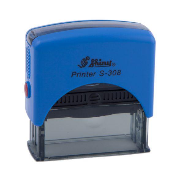 Оснастка Shiny S-308 для штампа 10x45 мм
