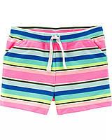 Красивые летние шортики Картерс для девочки