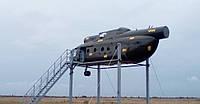 Тренажер-макет вертолета МИ-8