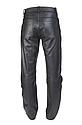 Мотоштаны кожаные Ozone Daft (Black), фото 2