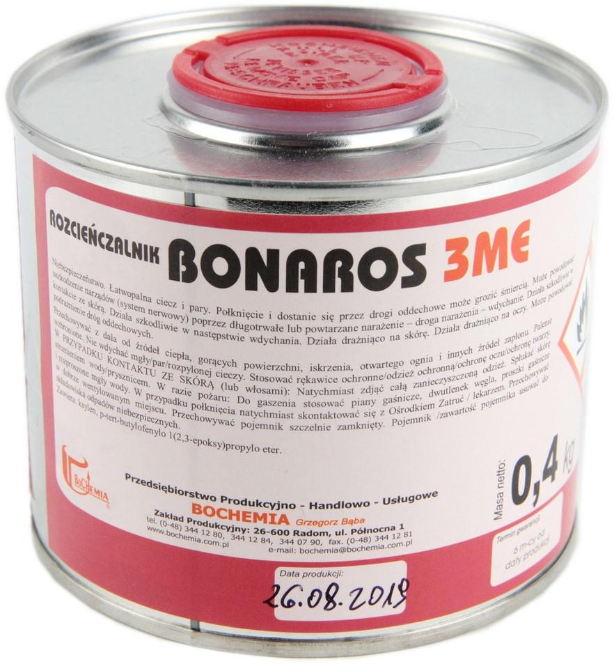 Грунтовка BONAROS 3ME для подготовки поверхносей - пластмасс, полипропилен, полиэтилен, стали к поклейки 0.5л.
