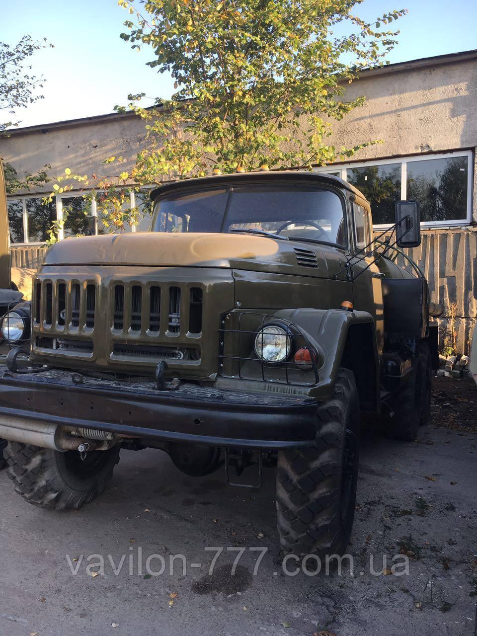 Автомобиль ЗИЛ-131, бензовоз 4,4 м3