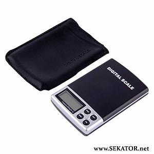 Кишенькові портативні ювелірні електронні ваги ZC20601