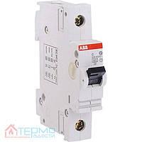 Автоматический выключатель 1-фазный, Abb S201 16 Ампер, тип «C»