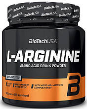Аргинин L-ARGININE POWDER 300 г Без вкуса
