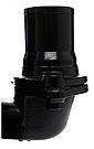 Фекальный насос чугунный корпус с измельчителем Wisla WQD 1,1 + рукав пожарный + трос силикон+ хомут, фото 6