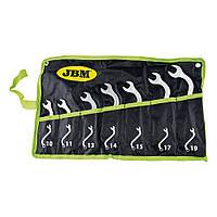 Набор ключей S-образных гаечных 7 шт. JBM 50563