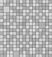 Виниловые обои на бумажной основе 0,53*10,05 Versailles кубики серебро кухня, коридор