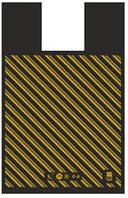 Пакет майка диагональ 37*60