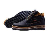 Мужские кожаные зимние ботинки Walker New Seazone