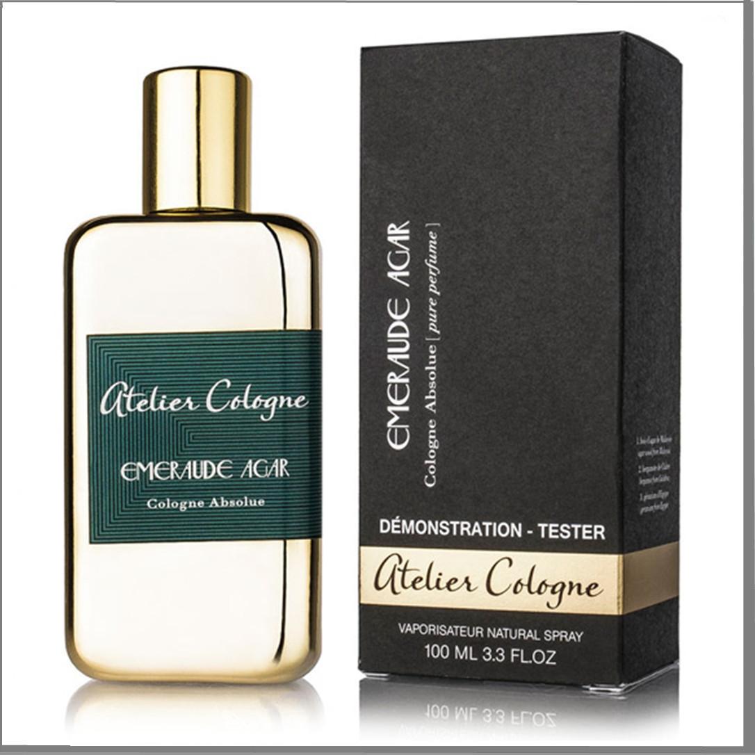 Atelier Cologne Emeraude Agar одеколон 100 ml. (Ательє Колонь Емерауд Агар)