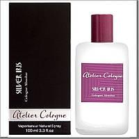 Atelier Cologne Silver Iris одеколон 100 ml. (Ателье Колонь Серебряный Ирис)