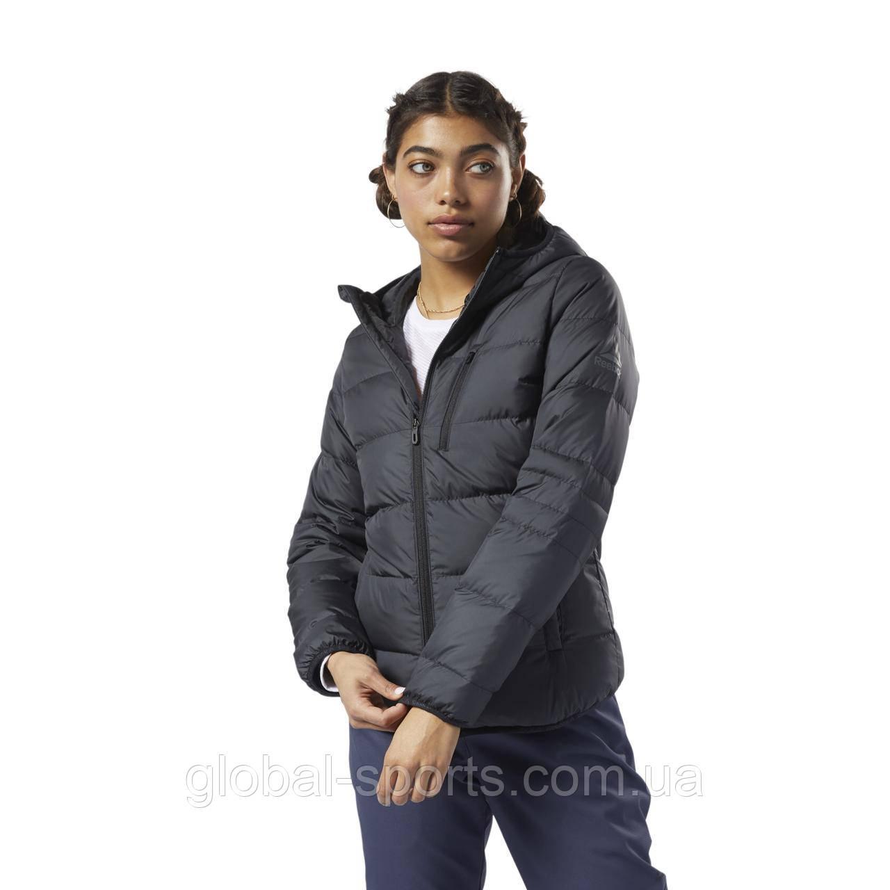 Женская куртка Reebok CN W LT DOWN JKT2 (Артикул:EJ8333)  2XS