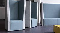 Мебель дизайнерская Hussar Диваны Кресла Пуфы (Польша, Noti)