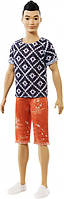 Mattel Кукла Barbie Fashionistas Ken Boho Hip DWK44FXL62
