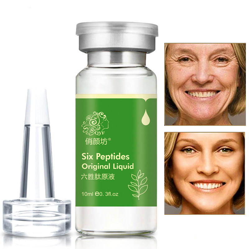 "Сыворотка QYANF six peptide  ""6 пептидов"" - Аргирелин - аналог ботокса 10ml"