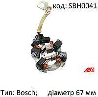 Щіткотримач стартера VW Golf, Jetta, Passat, Touran, Tiguan, Transporter T6 - 1.9/2.0 TDi дизель, AS SBH0041