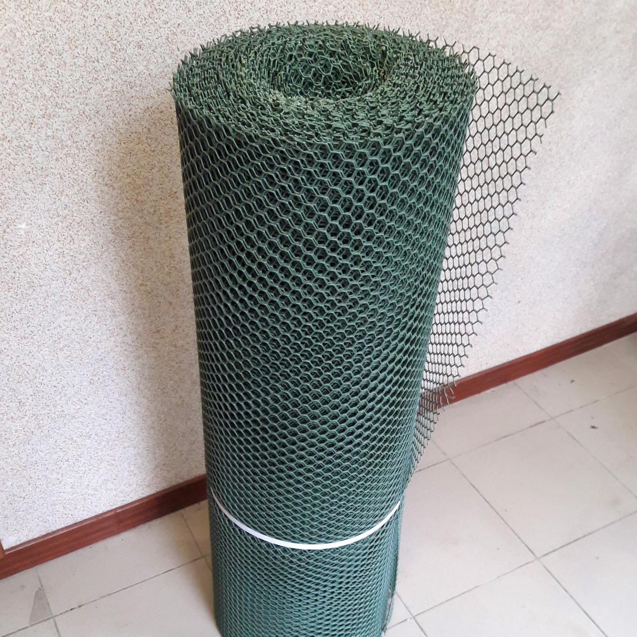 Сетка пластиковая 20х20х2мм (1х30 метров) производитель -  для ограждений