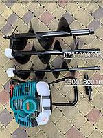 Мотобур AL-FA GD 520 5200 Вт + 3 Бура