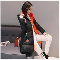 Зимняя женская длинная куртка, парка, пальто. Winter women's long jacket, parka, coat