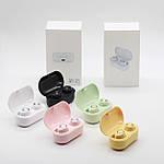 Наушники беспроводные блютуз гарнитура Bluetooth наушники 5.0 Wi-pods TW60. Зеленые, фото 5