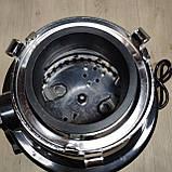 Кухонный измельчитель пищевых отходов Kraissmann 740 LAS 1000 с Кнопкой, фото 6