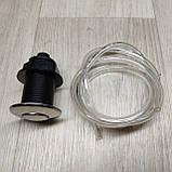 Кухонный измельчитель пищевых отходов Kraissmann 740 LAS 1000 с Кнопкой, фото 9