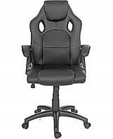 Игровое кресло KanwodPREMIUM EDITION BLACK