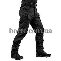 "Брюки SoftShell ""DIVISION"" BLACK, фото 2"