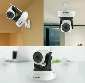 Видеокамеры VSTARCAM (WI-FI)