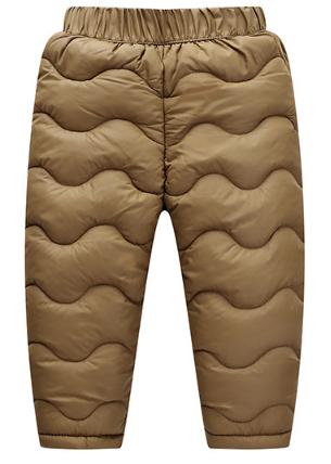Дитячі теплі штани 110, 130