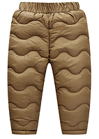 Детские теплые штаны   110