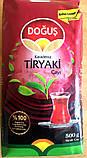 Турецький Чай Tiryaki Cayi чорний дрібнолистовий DOGUS 500г, фото 4