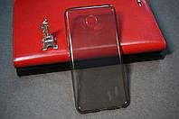 Чехол бампер силиконовый для Meizu M6s Мейзу М6с цвет прозрачный ультратонкий