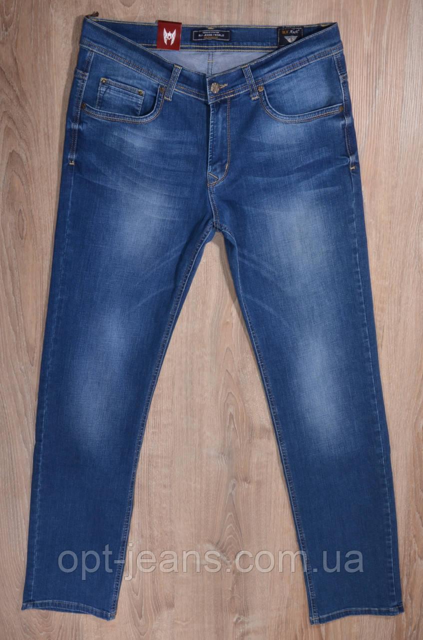BLK мужские джинсы (31-38/8ед) Осень 2019
