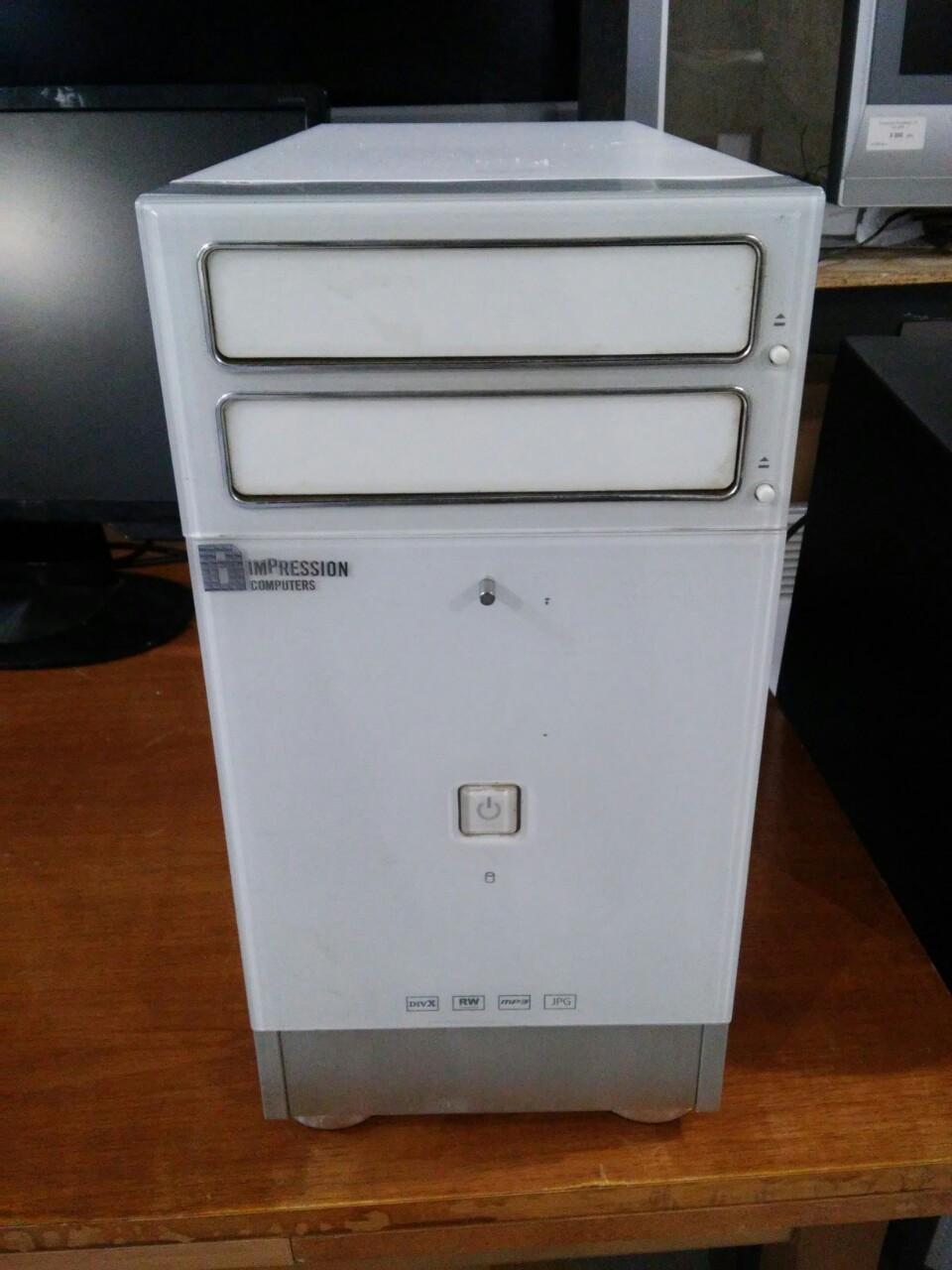 Системный блок компьютер для работы/учебы