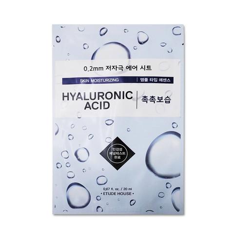 Тканевая маска для лица с гиалуроном Etude House 0. 2 Therapy Air Mask Hyaluronic Acid