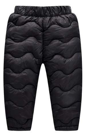 Теплые детские штаны 90, 100