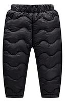 Теплые детские штаны 90