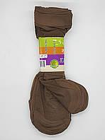 Капроновые носочки. Цвет шоколад.