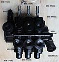 Гидрораспределитель на погрузчик Hangcha 2-3,5 т. (9750 грн) N163-611200-001, N163611200001, фото 2